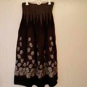Beautiful long Butterfly skirt